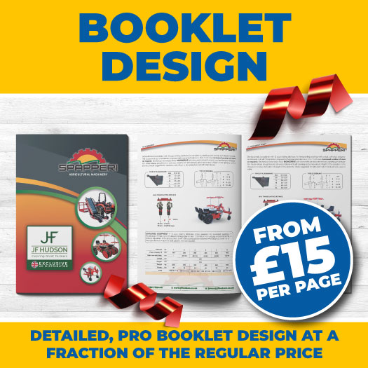 Booklet design company