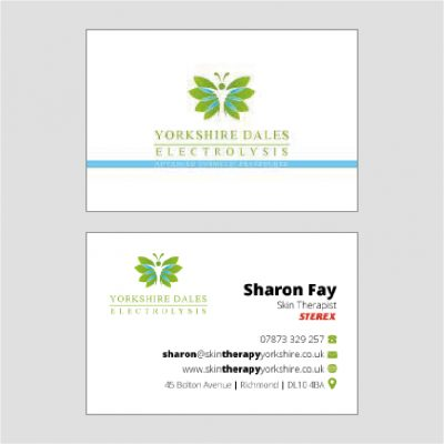 Business Card Design Yorkshire